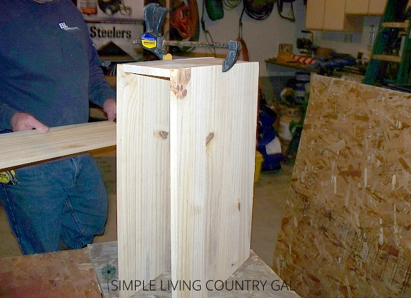 Why you need a kid holding box and how to make one. A step by step guide.