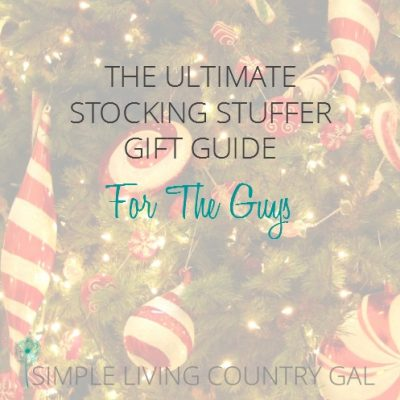 The ultimate gift guide for the boys and men in your life.