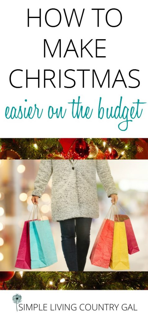 Learn how to save money and stress by following these simple tips. Shop now, have a list, follow a budget and save!