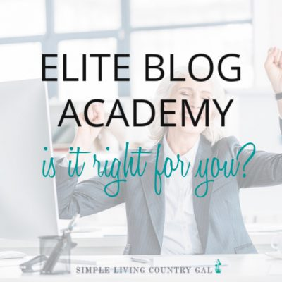 elite blog academy!!
