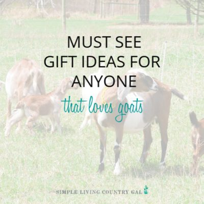 Find my go-to list of goat lovers gift ideas that any goat love will treasure. Fun, quirky and even practical and all are handmade quality gifts! Support the small business crafters over at Etsy! Goat lovers gift guide. #goats #goatgifts