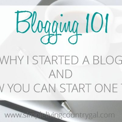 Think you want to start a blog? You are in the right place! Learn all you need to start your own blog