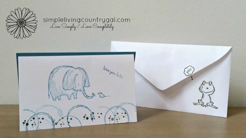 Homemade handcrafted cards made with Stampin' Up products. Comment on my blog for more information!