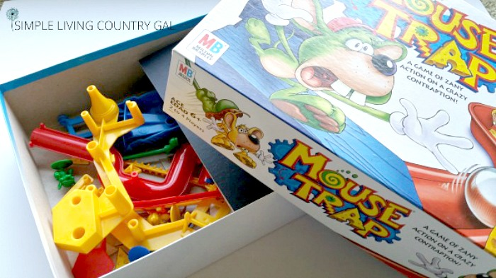 how to organize your child's puzzles and games simply