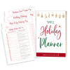 Simple Holiday Planner