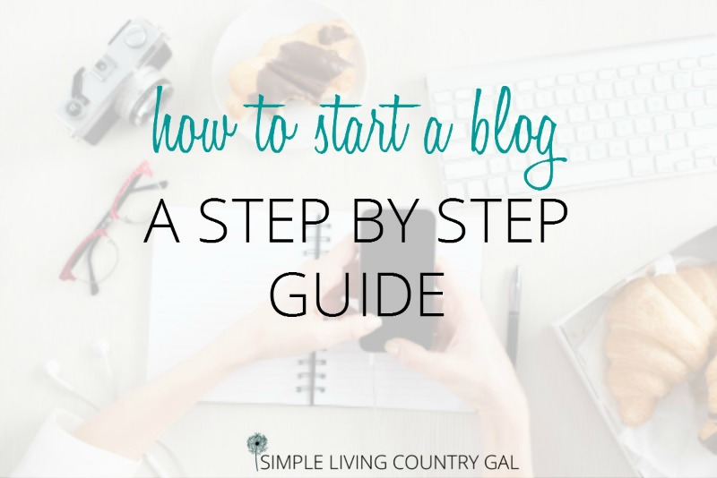 How To Get Your Blog Live TODAY. A Step By Step Guide.