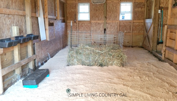 Marvelous How To Convert A Shed Into A Goat Barn Simple Living Home Interior And Landscaping Spoatsignezvosmurscom