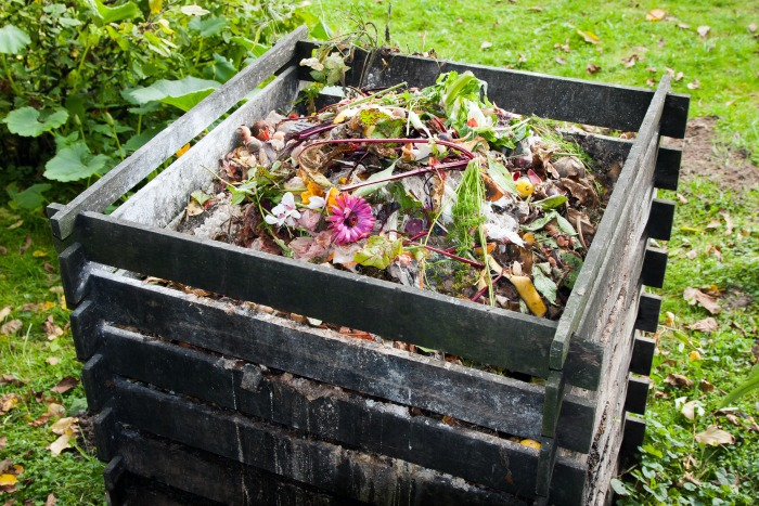 diy backyard gardening compost what to put in your compost bin