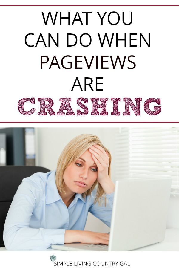 Are your pageviews going down down down this summer? Don't worry! I have a list of things you can do during the summer slump that will give you a better blog! Be ready when pageviews return to make the most of the holiday surge! #bloggingtips #blogging #howtoblog