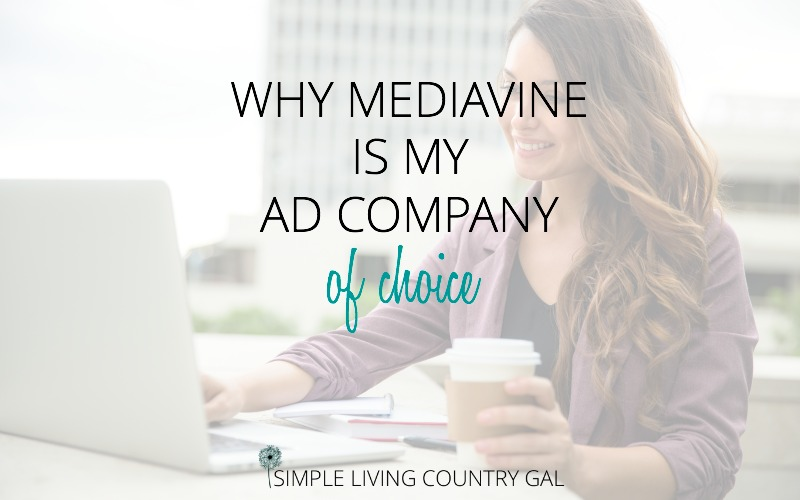 how to make money blogging with mediavine