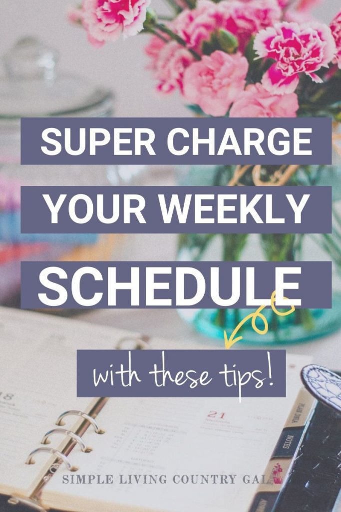 block scheduling tips anyone can use