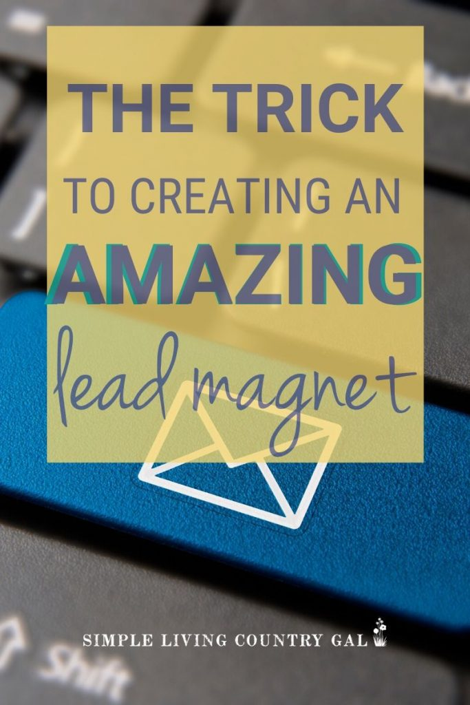 My top tips on how to grow a dedicated email list of raving fans that want to read what you have to say and buy what you have to sell? All you need is a targeted lead magnet. Something your readers would die for! But how do you make one of those? Here is your step by step guide of how I did that very thing! #blog #howtoblog #emaillist