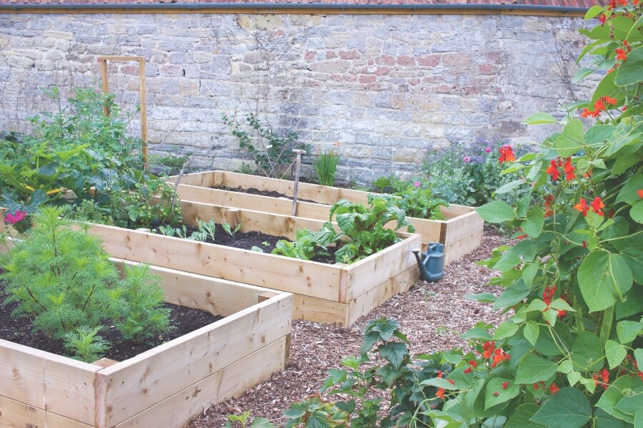 homesteading books to help plant a garden