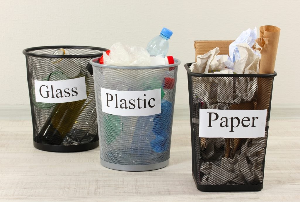 Trash cans so you can finally live clutter free.
