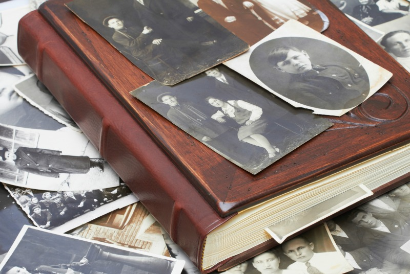 getting rid of sentimental clutter
