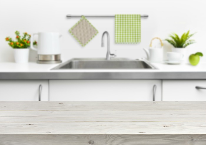 Simple tools to keep your kitchen countertops clutter-free