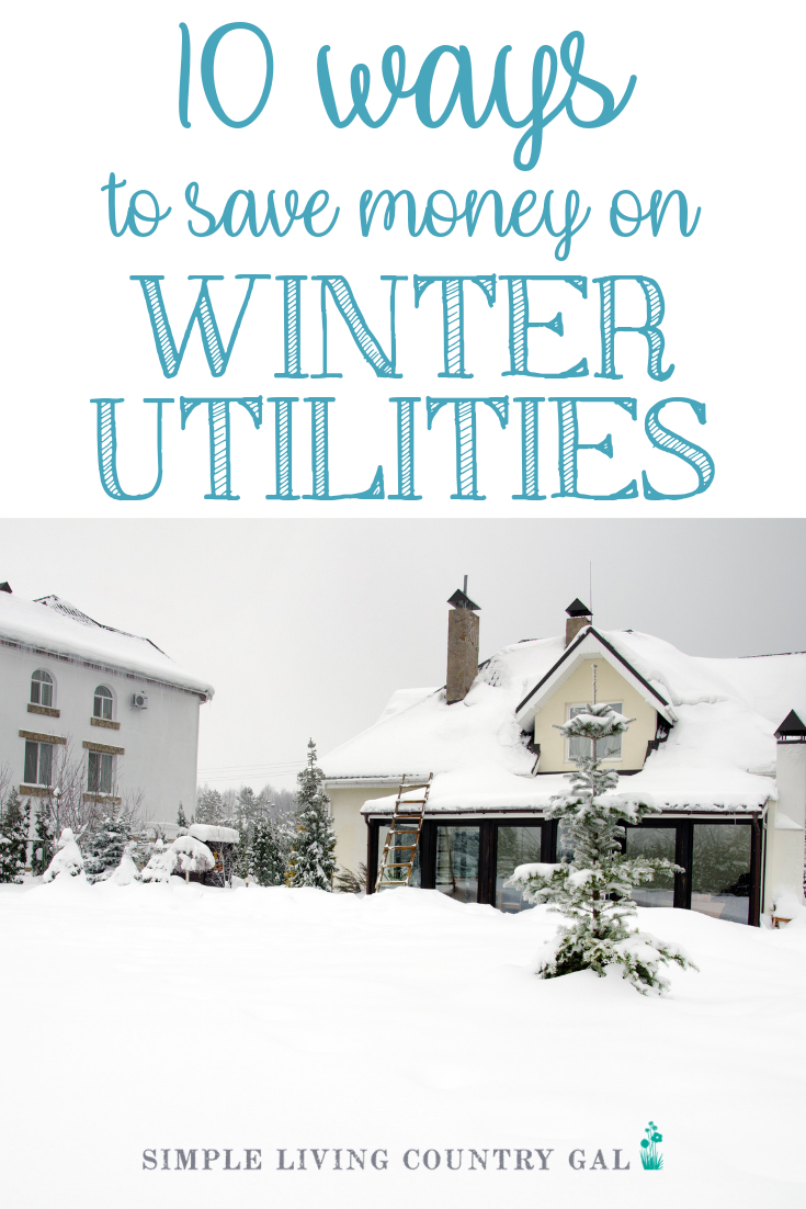 Save big money on winter utilities. stay warm without breaking the bank.
