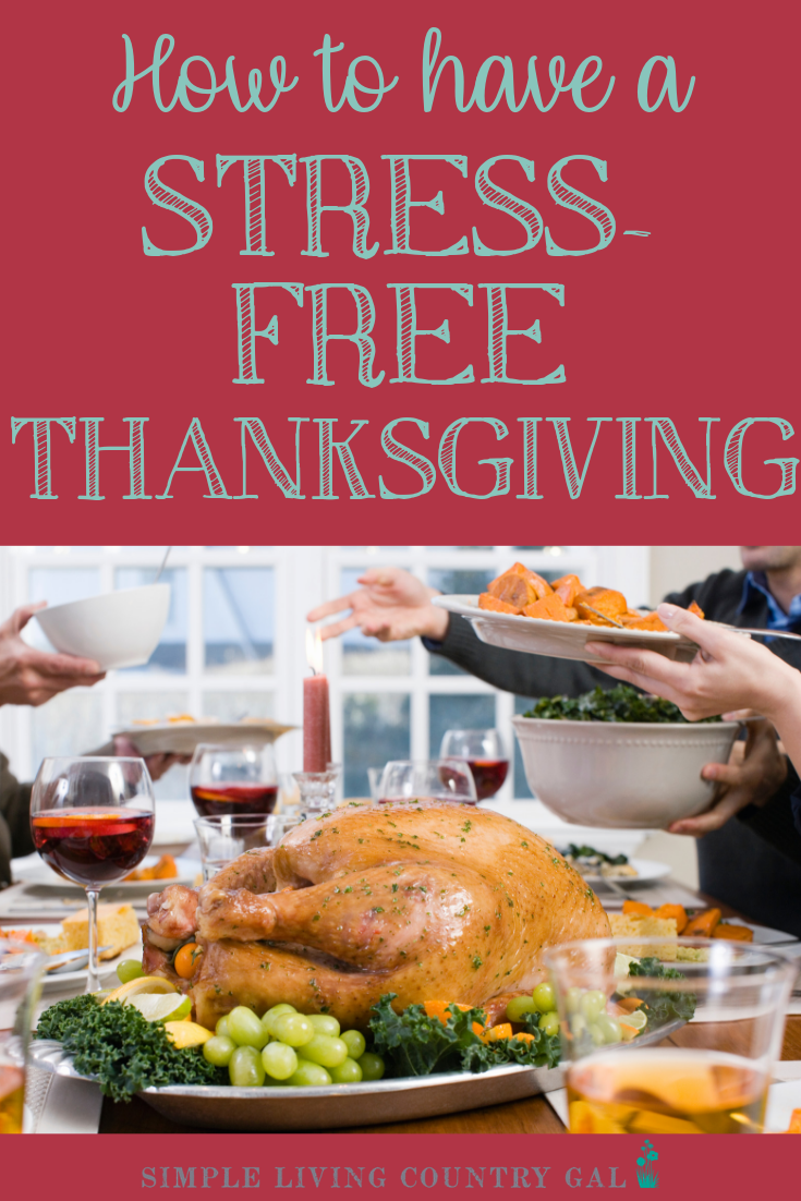 Get your FREE Thanksgiving planner and follow this step by step guide to a stress-free and enjoyable dinner this year. Break things down in a simple way that will have you loving Thanksgiving again no matter how big your guest list is. #Thanksgiving #Thanksgiving dinner #mealplanning