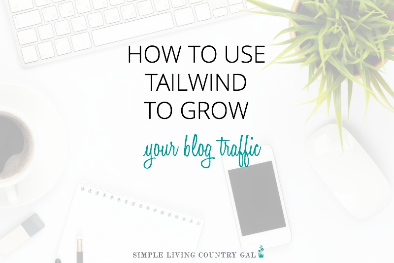 How To Use Tailwind To Grow Your Blog Traffic