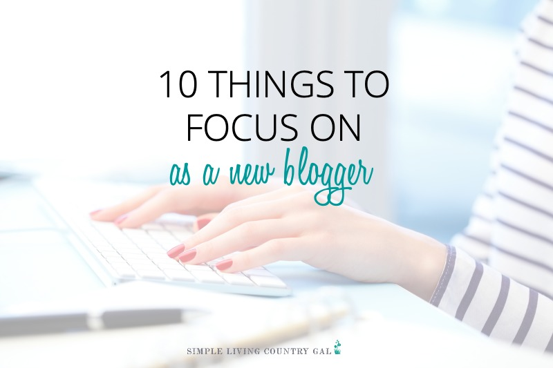 10 Things To Do As A New Blogger