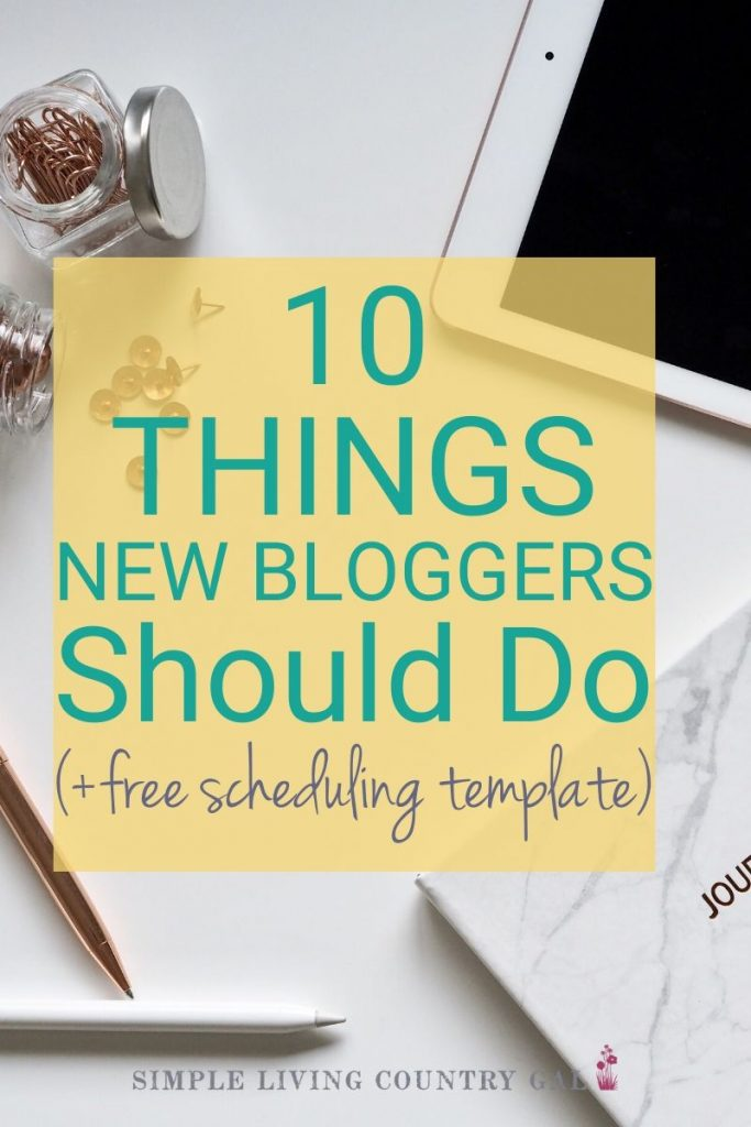 Struggling new blogger overload? Are you overwhelmed by all the things that need to be done? Oh, boy do I totally get that! There are so many things that you need to do that keeping focused seems impossible at first. Well, I have totally been there and this post is here to help! My top list of places to focus on when you are a new blogger will help you to turn your blog into a business fast! #blog #blogger #blogincome #makemoneyblogging