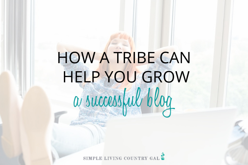 How A Tribe Can Help You Grow As A Blogger