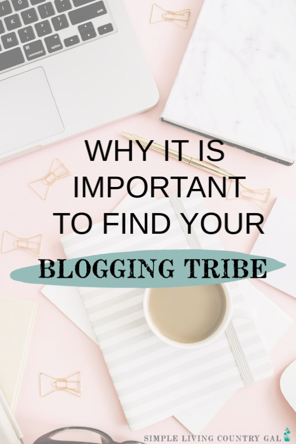 Let's face it, blogging can be hard and lonely. What if I told you it doesn't have to be? Set yourself and your blog up for success. How A Tribe Can Help You Grow As A Blogger is the key to turning your blog into a business. Learn how to find your tribe, how to set one up and why you even need one! #blogging #howtoblog #blog #slcg