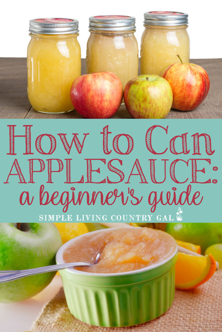 To you long to fill your pantry with homemade goodness that you and your family can enjoy all winter long? Tired of your kids eating processed foods that are full of sugar and ingredients you have never heard of? This recipe is not only easy but so fun too! Fill your pantry with healthy foods your kids will fight over! #canning #applesauce #howtocan