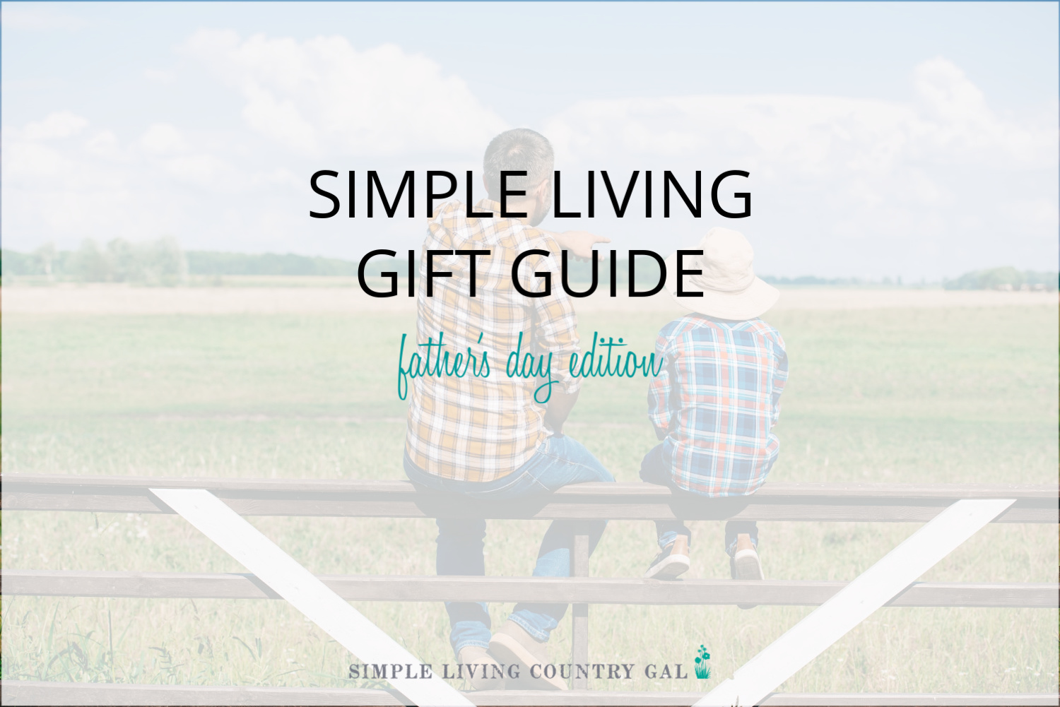 Simple Living Gift Ideas Anyone will Love!