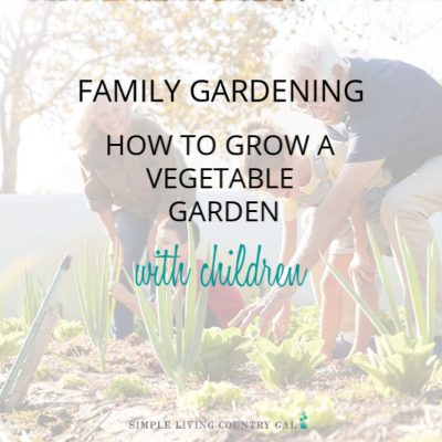 There are many benefits of gardening with children with more grandparents helping out in the family home finding an activity they enjoy to do with young children is important. Why not try gardening? Find out how to garden with children so you can enjoy it as much as they do! #gardeningwithchildren #familygardening #gardening #patiogarden