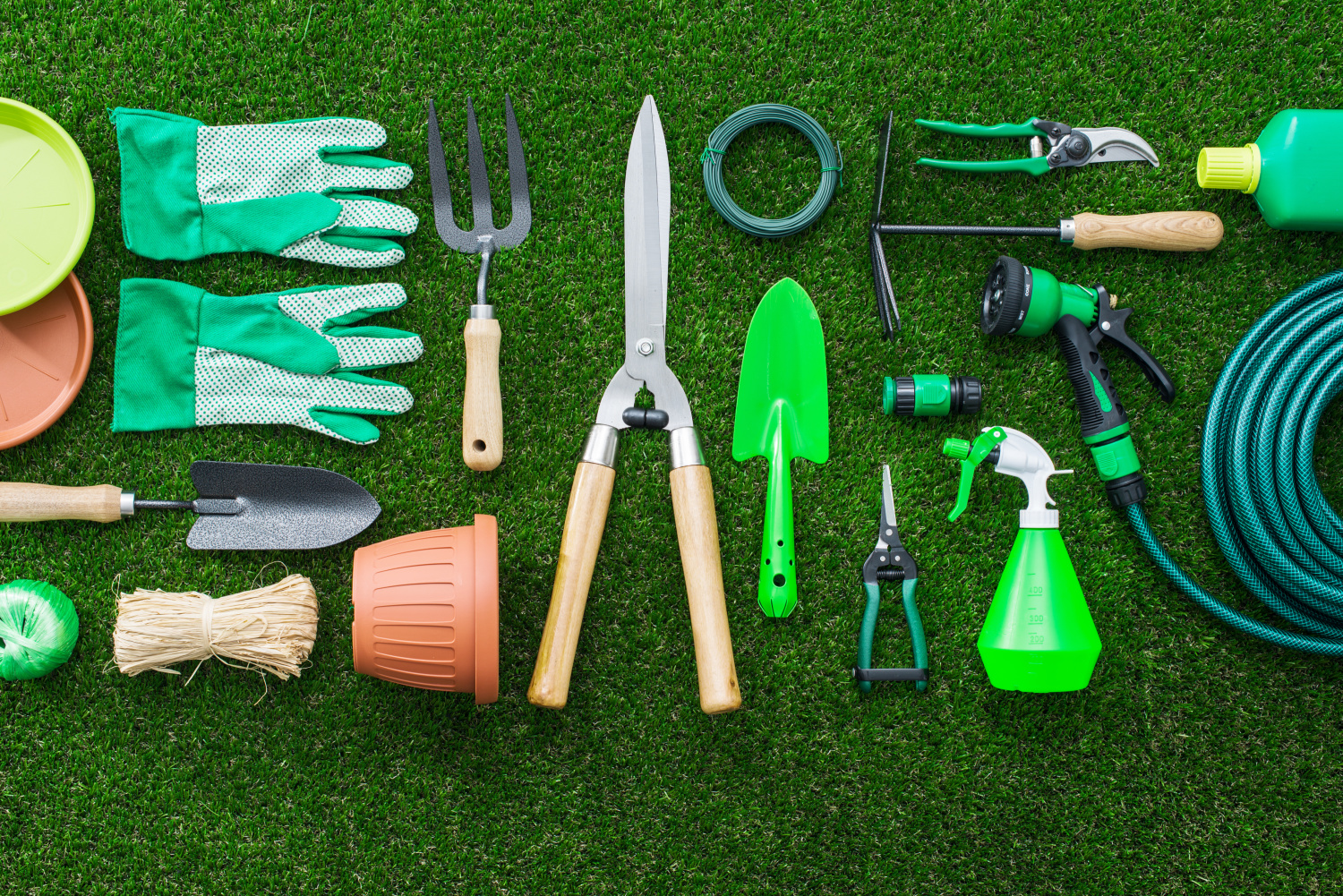 The best gardening tools for a successful garden