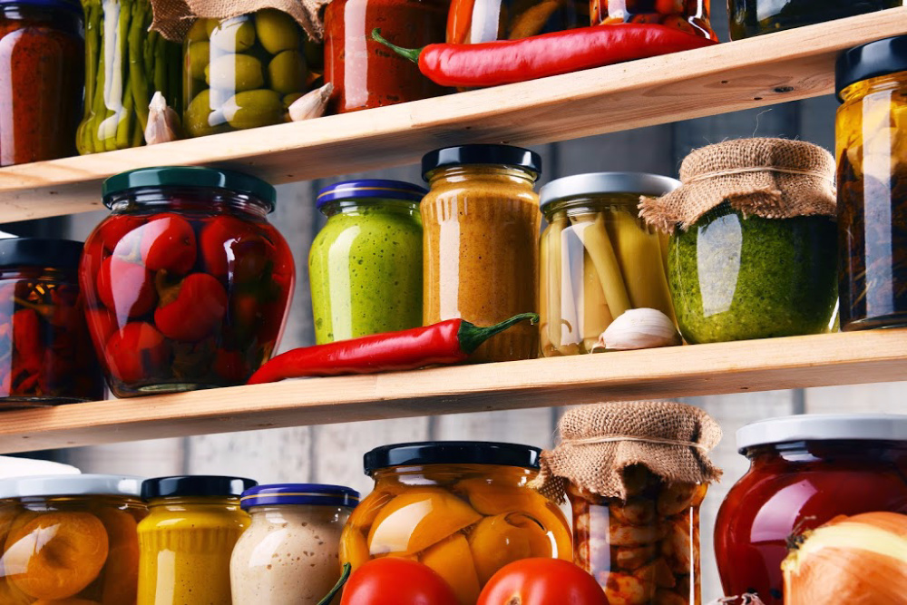 a simple pantry simple cooking tips in the kitchen