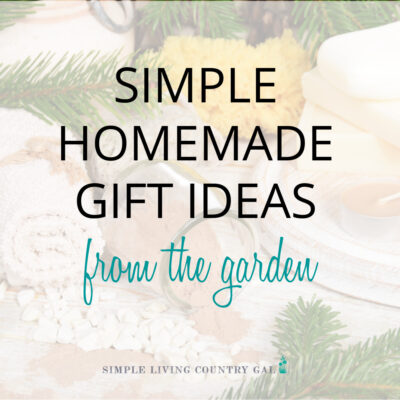 homemade gift ideas made easy