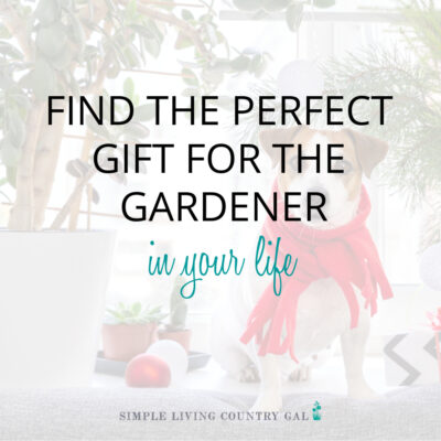 Find the perfect gift for the gardener in your life.